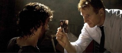 Taken Liam Neeson Torture Scene